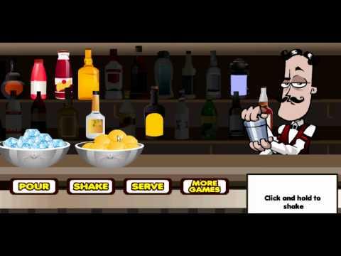 Crazy Bartender Android Divine Cocktail Recipe