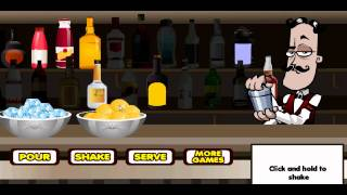Crazy Bartender Android Divine Cocktail Recipe