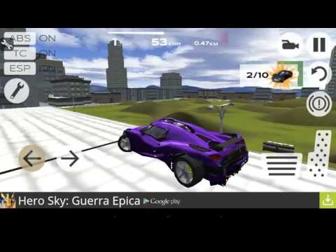 Extreme Car Driving Simulator Hack Money Youtube