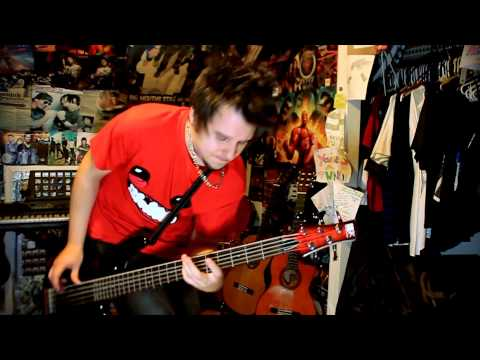 Super Meat Boy Guitar Medley