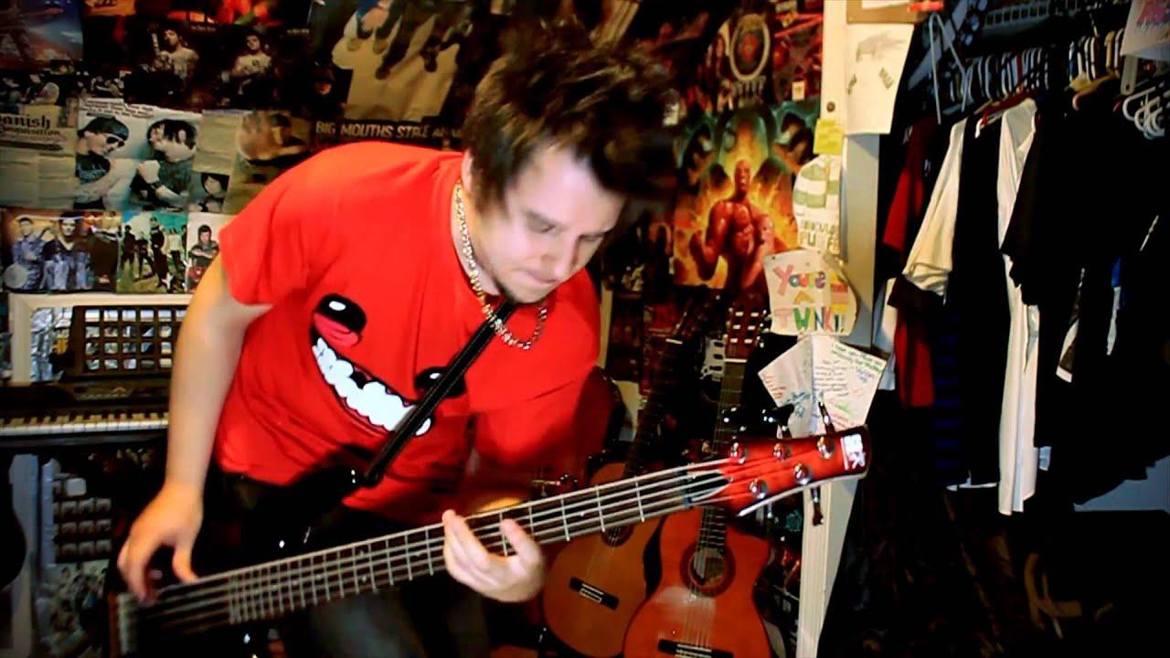 Super Meat Boy Guitar Medley
