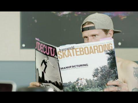 Tommy Sandoval Skateboarding.com Commercial