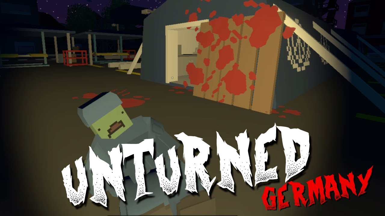 Unturned Germany Back To Berlin YouTube - Berlin map unturned