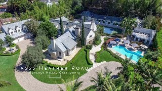 Beverly Hills Private Estate with LUXURY HOME IN MIND