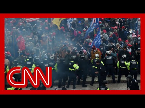 'Shock and disbelief': The world reacts to riot at US capitol