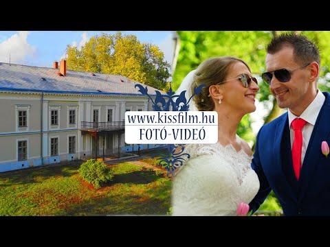 Degenfeld-Schomburg kastély, Téglás Anita és Roland előzetes/KISSFILM.HU
