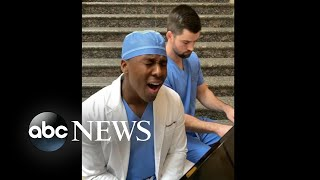 America Strong: Singing doctors on the front lines | WNT