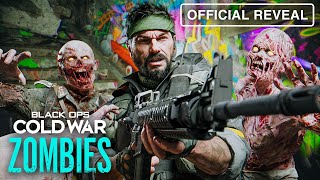 BLACK OPS COLD WAR ZOMBIES REVEAL EASTER EGG FINALE! (Call of Duty Cold War Zombies)