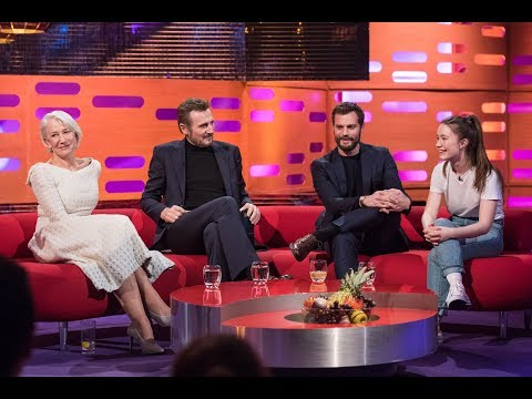 Full Episode: Jamie Dornan, Dame Helen Mirren and Liam Neeson on The Graham Norton Show