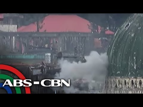 TV Patrol: AFP: Air strike ng Amerika, hindi kailangan sa Marawi