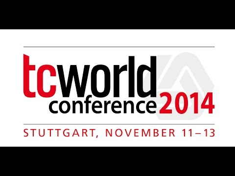 tcworld conference 2014 - Stuttgart