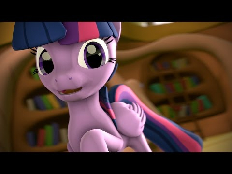[SFM Short] Hi, I'm Twilight Sparkle!