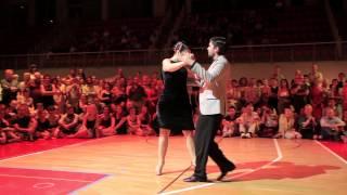 Fernando Sanchez & Ariadna Naveira - Mano Brava - Solo Tango - MSTF 2015 - Poreč, Croatia