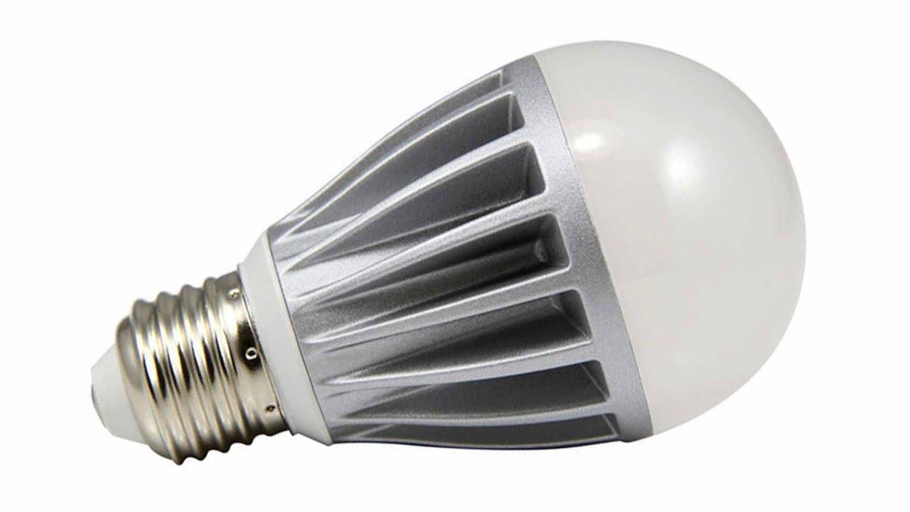 L mpada de led comparada com l mpada florescente for Lampada led
