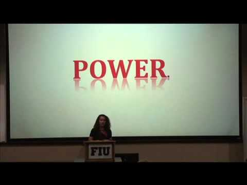 Florida International University Fall 2013 Speak-Off