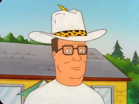 Hank Hill is a Pimp - YouTube be736b95f2d