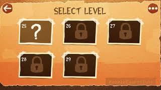 Chigiri: Paper Puzzle Novice Level 21-29 Solution