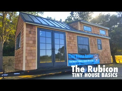 Tiny House Basics Home Shell Kit On Wheels The Ins And