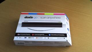 Doxie Go - portable scanner