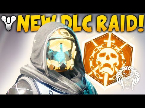 Destiny 2: NEW DLC RAID LAIR! Eater of Worlds, Bosses & Loot Rewards
