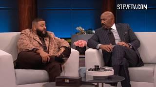 DJ Khaled on Oprah For President and More