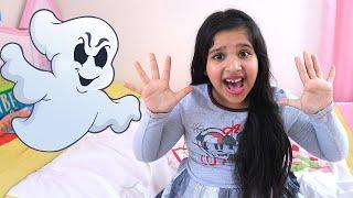 शफ़ा और भूत की रोमांचक बच्चों की कहानियाँ ।