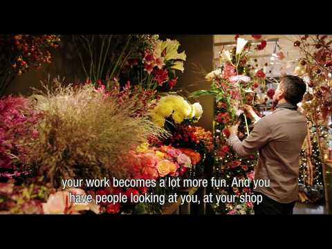 Exposé #1: Follow Master Florist Menno Kroon on inspiration and style. (Amsterdam)