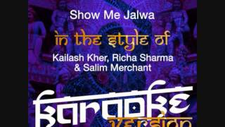 Show Me Your Jalwa-Ameritz Indian (Version Karaoke)