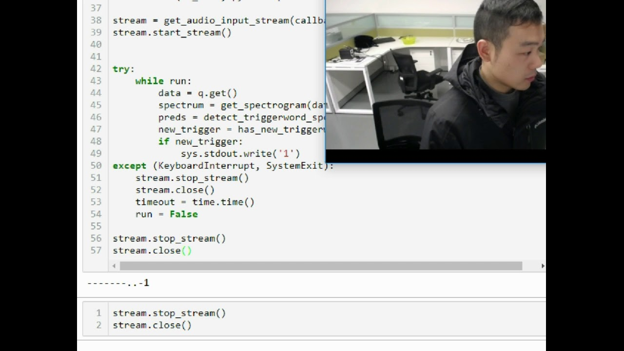 How to do Real Time Trigger Word Detection with Keras
