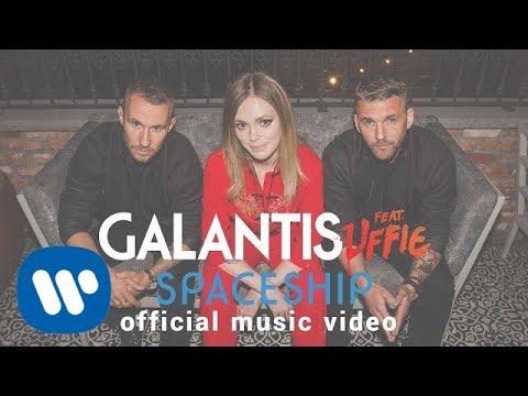Galantis - Spaceship feat. Uffie (Official Music Video)