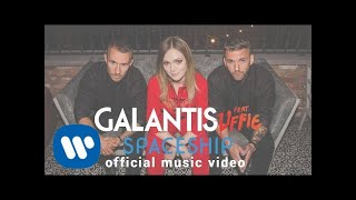 Galantis - Spaceship feat. Uffie (Official Music Video)