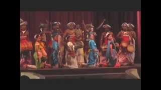 Sri Lanka - Kandy Tänzer