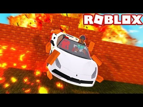 Roblox Car Crash Simulator Youtube