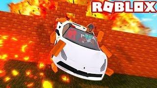 ROBLOX CAR CRASH SIMULATOR