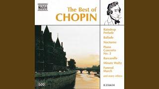 Barcarolle, F Sharp, Op. 60