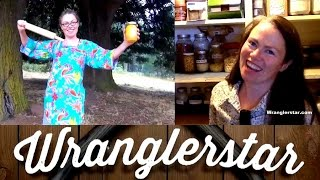Stocking A Basement Root Cellar | Mrs Wranglerstar