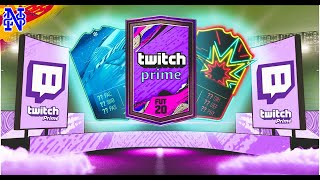 FREE TWITCH PRIME PACKS!! HERE IS HOW TO GET THEM! - FIFA 20 Ultimate Team