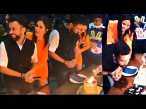 Katrina Kaif & Ali Abbas Zafar Birthday CAKE Cutting TOGETHER