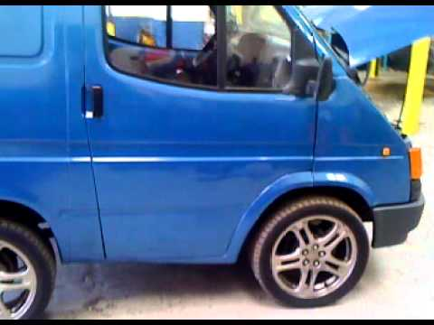 ford transit - The V8 Owners Forum -