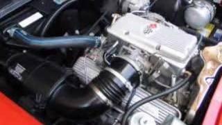 1963 Corvette Convertible 327 Fuelie