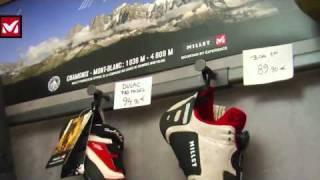 Millet Expert Shop Chamonix Mont Blanc