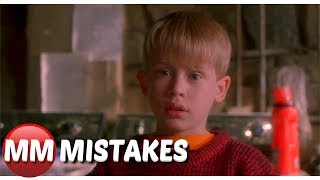 Home Alone (1990) Movie Mistakes, Goofs & Everything Wrong You Missed | Home Alone Cast