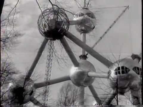 Brussels Worlds Fair Gets Ready to Open 1958