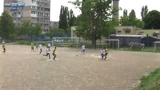ДЮФК Черноморец 5:0 ДЮФК Атлетик (1 тайм)