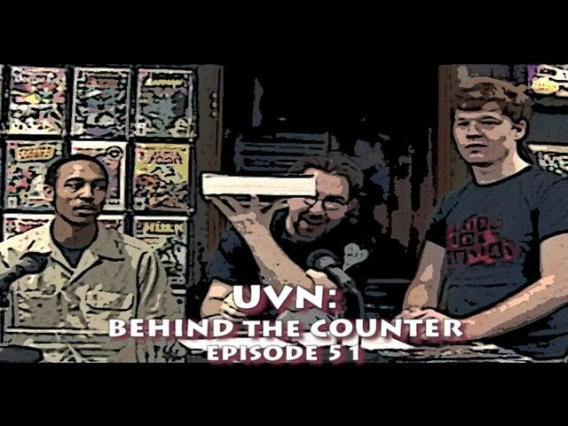 UVN: Behind the Counter 51