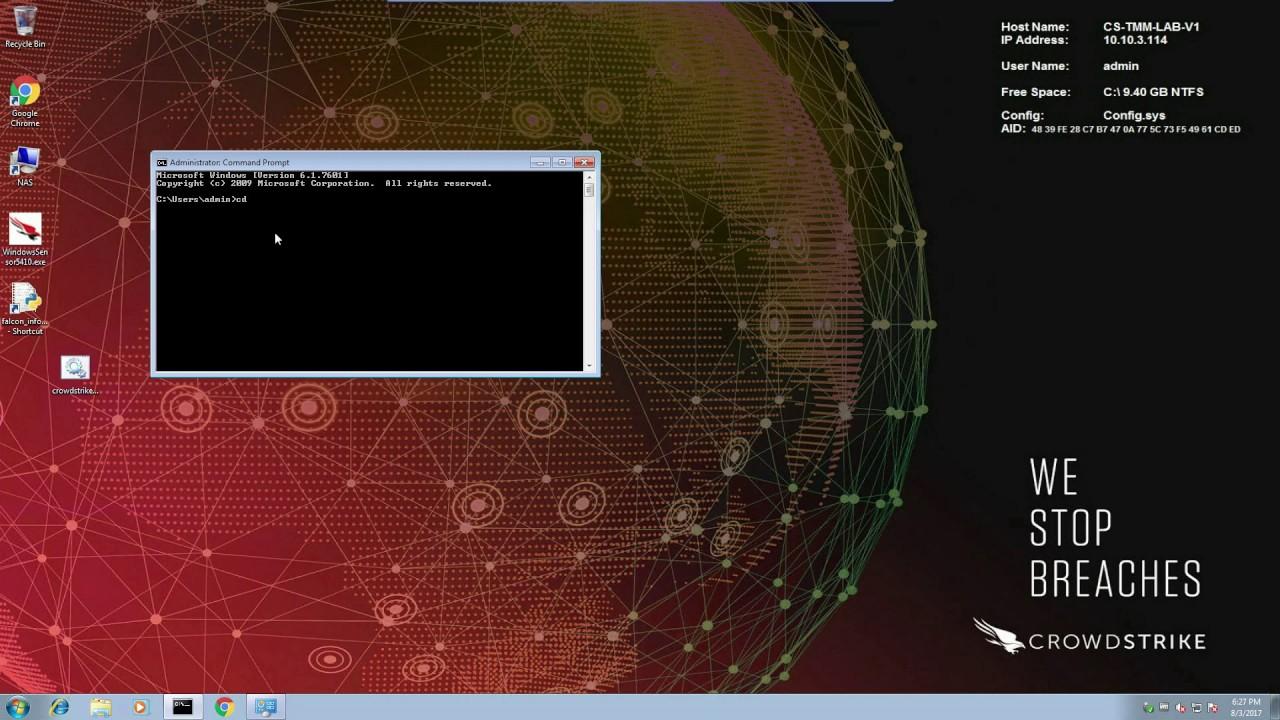 How Falcon Prevents Script-Based Attacks Video