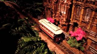 New York Botanical Garden Holiday Train Show - November 2014