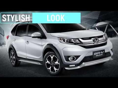 New Honda Brv 2018 Facelift Launching In India Soon Youtube