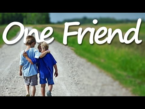 ONE FRIEND Lyrics  Dan Seals