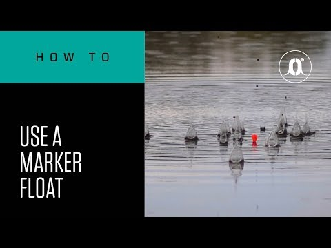 CARPologyTV | How To Use A Marker Float In Association With Fox International